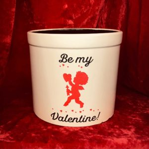 Be My Valentine 2-gallon crock