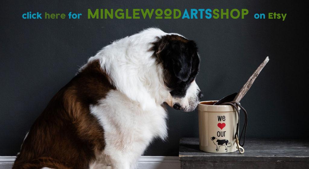 MinglewoodArtsShop site